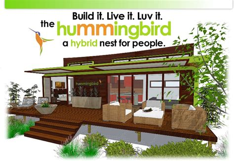 green small house plans leap adaptive hummingbird