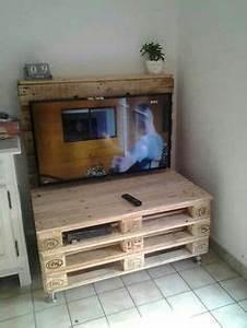 Lowboard Zum Aufhängen : tv bank palettenm bel pinterest tv bank b nke und m bel ~ Pilothousefishingboats.com Haus und Dekorationen