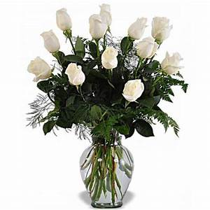 Bouquet Fleurs Blanches : livraison fleurs bouquet roses blanches floraclic ~ Premium-room.com Idées de Décoration