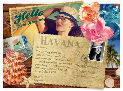 Cuban Themed Party Invitation