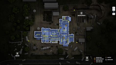 Tom Clancy's Rainbow Six Siege: Where are all the Callouts