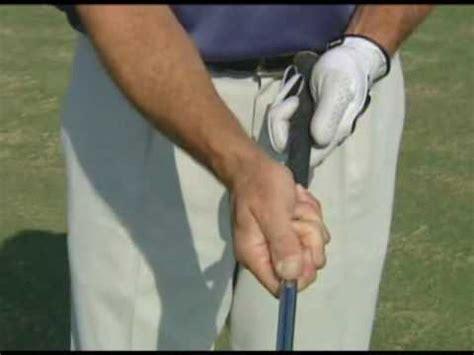 Hank Haney Golf Grip Tips