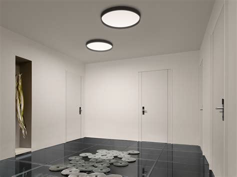 Flur Led by Lada Da Soffitto A Led Up 4440 Collezione Up By Vibia