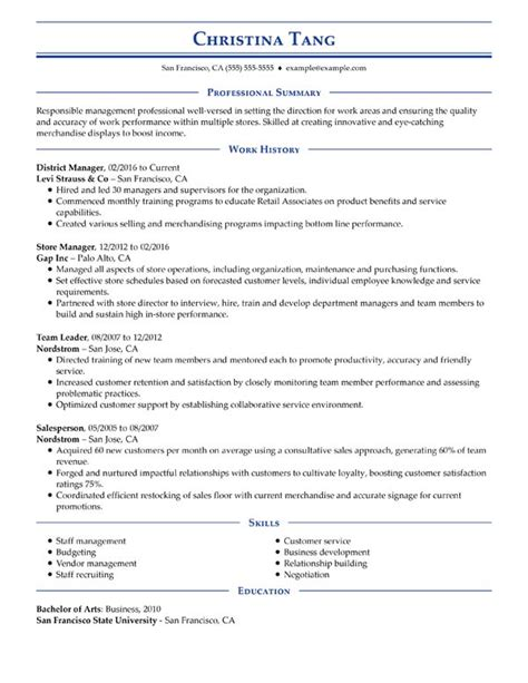 It Professional Resume Format by 3 Resume Formats For 2019 5 Minute Guide