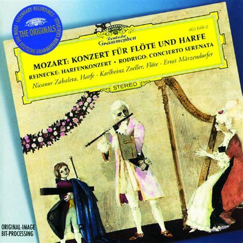Mozart: Flute & Harp Concerto / Reinecke: Harp Concerto