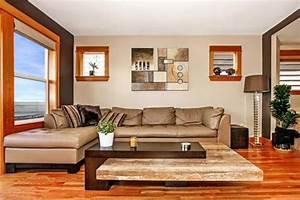 Moderne Wandfarben Für Wohnzimmer : warme farben f r wohnzimmer ~ Sanjose-hotels-ca.com Haus und Dekorationen