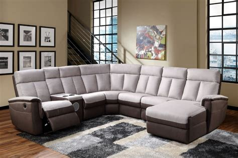 leather sectional recliner sofa with cup holders leather sectional recliner sofa with cup holders refil sofa