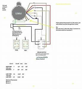 5 Lead Single Phase Motor Wiring Diagram