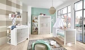 Babyzimmer Weiß Grau : babyzimmer kinderzimmer wei silber grau ulme kaufen bei lifestyle4living m belvertrieb gmbh ~ Sanjose-hotels-ca.com Haus und Dekorationen