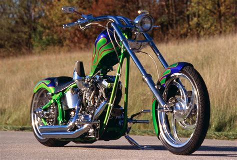 West Coast Choppers Custom Motorcycles