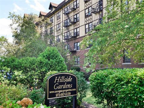 hillside garden apartments hillside gardens apartment homes rentals nutley nj