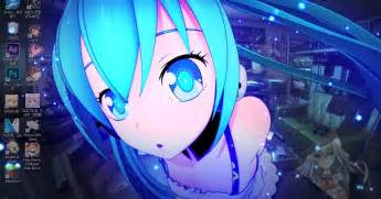 hatsune miku 3d live wallpaper free ryuublogger and guide