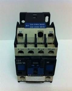 Guaranteed Good Used Telemecanique Contactor Lc1