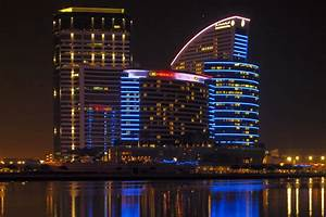 Intercontinental And Crowne Plaza Hotels Dubai Festival