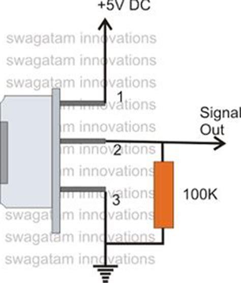 Passive Infra Red Pir Sensor Pinouts Datasheet