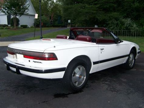 auto air conditioning service 1990 buick reatta parental controls find used 1990 buick reatta base convertible 2 door 3 8l in gainesville virginia united states