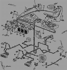 2240 John Deere Alternator Wiring Diagram
