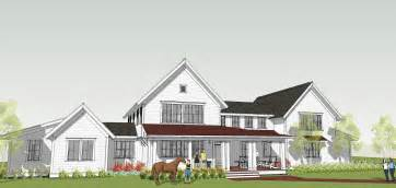 farmhouse design brenner architects modern farmhouse design completed