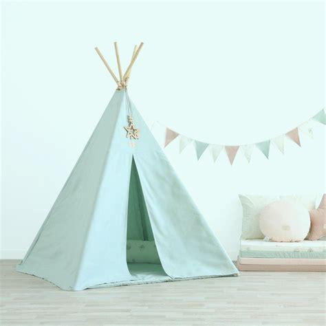 Tipi Zelt Mit Bodenmatte Kinderzimmer by Zelt Kinderzimmer Weiss Clashroyalefreegems Co