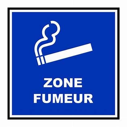 Zone Fumeur Clipart