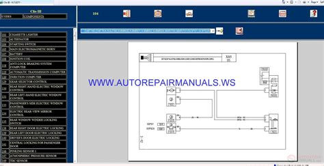 Renault Clio Iii Disk Wiring Diagrams Manual