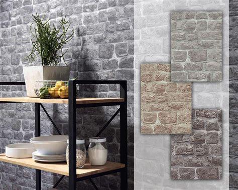 Flur Gestalten Steinwand by Tapeten Vlies Steine Steinwand Naturstein Erismann 5818
