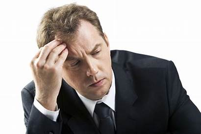 Pressure Blood Stressed Businessman Frustrated Person Thinking