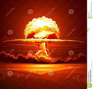 Nuclear Explosion Stock Photo - Image: 30517680