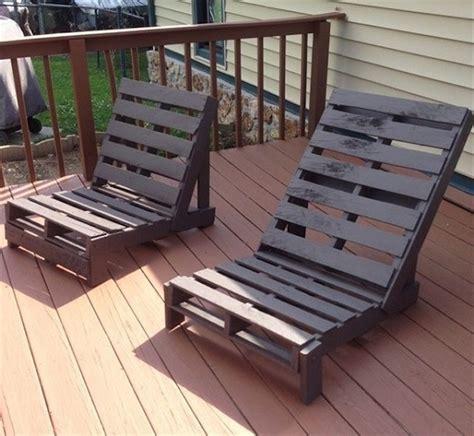 idees pour fabriquer votre meuble de jardin en palette