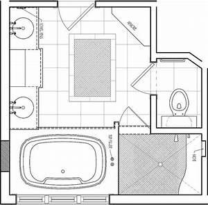 best 25 luxury master bathrooms ideas on pinterest With 10a 10 bathroom floor plans