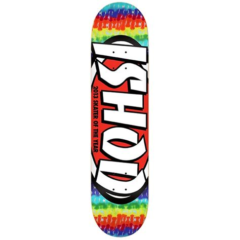Real Ishod Wair Soty 806 Skateboard Deck Evo