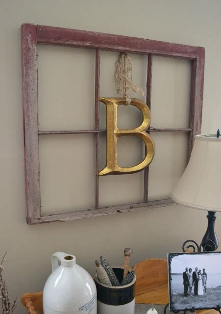There's traditional framed art, lightweight and unframed canvases, object collages, metal wall sculptures and more. 20 ways to use old windows