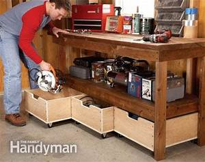 DIY Workbench Upgrades The Family Handyman