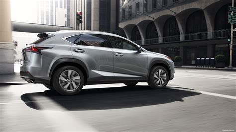 Lexus Nx Backgrounds by 2018 Lexus Nx On Road In City Background Hd Wallpaper