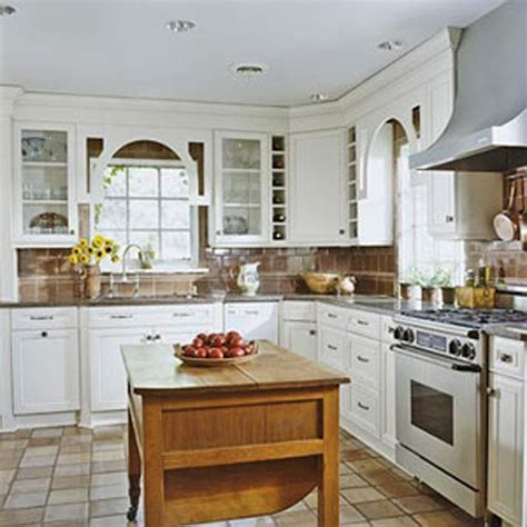 L Shaped Country Kitchen Designs  Video And Photos