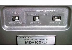 Yaesu Md 100 Microphone Wiring Diagram    Wiring Diagram