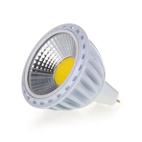 gu5 3 led gu5 3 mr16 6w cob led l spot light bulb light bulb 420lm 60 176 3000k wa f8j ebay