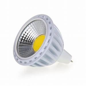 Gu5 3 Led : gu5 3 mr16 6w cob led lamp spot light bulb light bulb ~ Edinachiropracticcenter.com Idées de Décoration