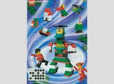 LEGO 45241 Advent Calendar 2002, Creator Set Parts