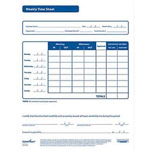 Excel Timesheet Template For Employees Complyright Weekly Timesheet Forms Staples