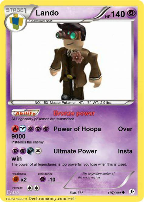 This is the new ebay. Roblox Noob Pokemon Card   1 Million Robux For Free