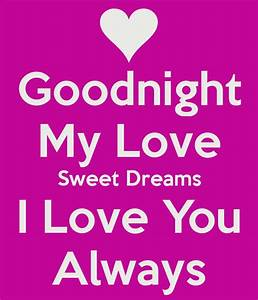 Good Night my Love images and pictures – Goodnight pics ...