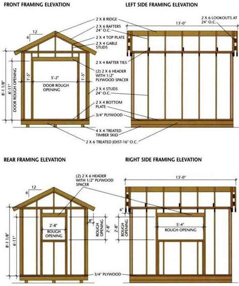 backyard shed plans hay barn plans address   issues   barn
