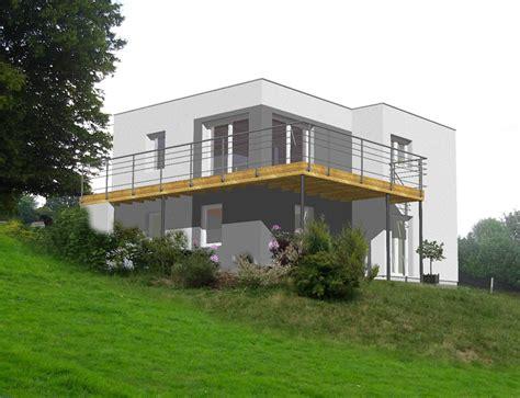 sejour ouvert sur cuisine maison cubique à toit plat nos projets maison cubique