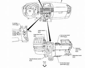 The Air Conditioning In My 2004 Nissan Armada Won U0026 39 T Stop