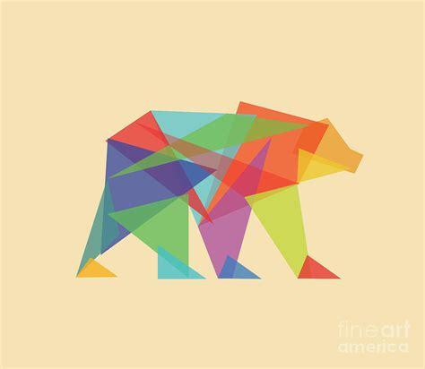 Geometric Animal Wallpaper - geometric animal wallpaper