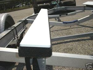 Bunk Carpet For Boat Trailers by Trailer Bunk Slides And Pads Boat And Jet Ski Trailer