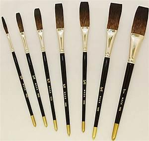 mack soft stroke lettering brush series 1992 1 4 hair With mack lettering brushes