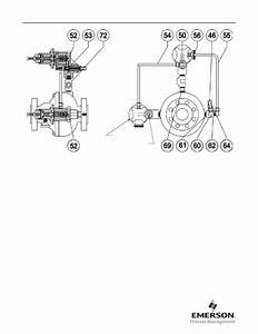 Emerson 310a Pressure Reducing Regulator Instruction