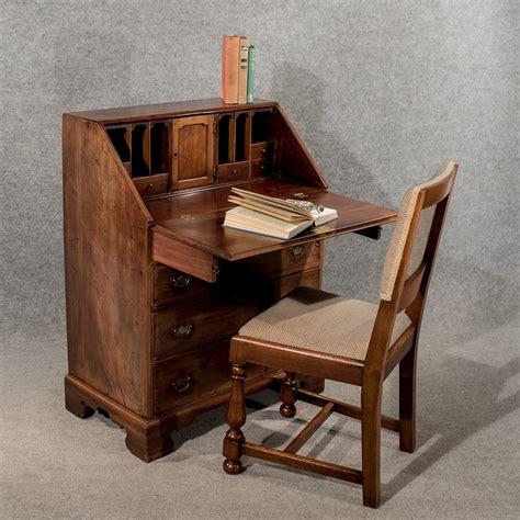 bureau writing desk antique writing desk bureau chest georgian